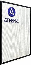 Athena Bilderrahmen schwarz Esche Bilderrahmen,