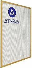 Athena Dünn Eiche Farbe Bilderrahmen, 60 x 80 cm