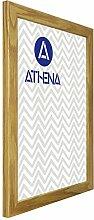 Athena Eiche Farbe Bilderrahmen, 35 x 50 cm