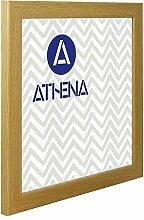 Athena Eiche Farbe Bilderrahmen, 40 x 40 cm