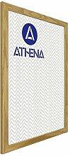 Athena Eiche Farbe Bilderrahmen, 50 x 60 cm,