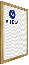 Athena Eiche Farbe Bilderrahmen, 50 x 60 cm