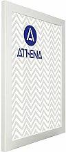 Athena Glanzweiss Bilderrahmen, A3 Größe, 29.7 x