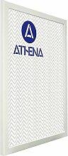 Athena mattweißer Bilderrahmen, Größe: A2, 59,4