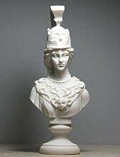 Athena Minerva Büste griechische römische