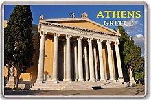 Athens Greece, fridge magnet.!!!!!! - Kühlschrankmagne
