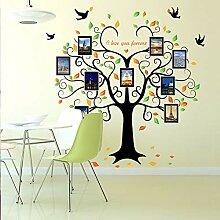 Atiehua Wandtattoos Hot Family Tree Herzförmigen