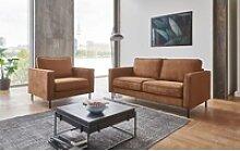 ATLANTIC home collection 2-Sitzer, 2-Sitzer Sofa