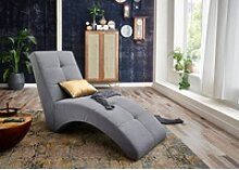 ATLANTIC home collection Relaxsessel CARIN,