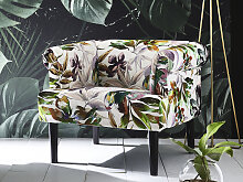 ATLANTIC home collection Sessel, Loungesessel mit