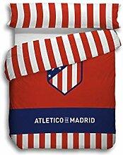Atlético de Madrid,Bettwäsche-Set, 3-teilig,