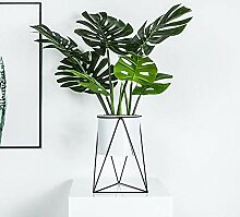 Atlnso Blumenständer aus Metall Blumentopf