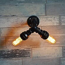 Atmko®Wandlampe Wandleuchte Vintage Industrie