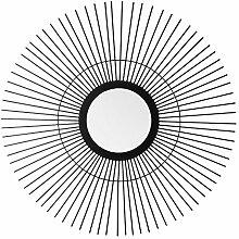 ATMOSPHERA Spiegel Rund Sonne Wandspiegel Ø 59 cm