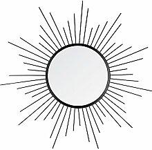 ATMOSPHERA Spiegel Rund Sonne Wandspiegel Ø 60 cm