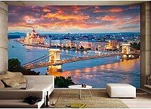ATR 3D Wandbild Tapete für Schlafzimmer