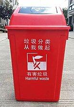 ATR Mülleimer, Mülleimer für den Außenbereich,