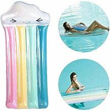 ATRNA Aufblasbare Wasser-Hängematte, Inflatables