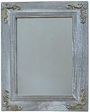 Attraction Design Holz geschnitzt antik Spiegel