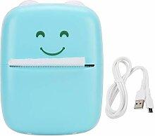 Atyhao Mini Taschen drucker, tragbarer Bluetooth