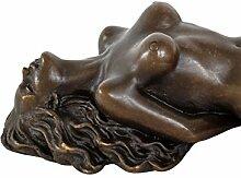 aubaho Bronzeskulptur Erotik erotische Kunst Akt