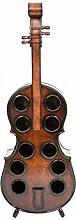 aubaho Flaschenregal Geige Viola Violine 135cm