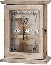 aubaho Schlüsselkasten im antik Stil Schlüssel