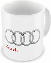Audi Car Manufacturer Coffee / Tea Mug by SDL