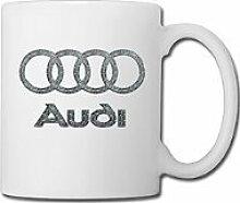 Audi Logo Custom Coffee/Tea