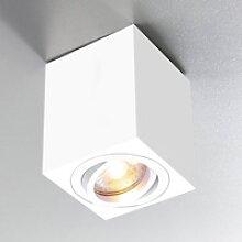 Aufbaustrahler ADL8001, weiß