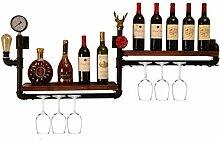 Aufbewahrung Weinhalter Weinflaschenhalter -