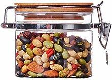 Aufbewahrungsbehälter mit Deckel Sealed Glass
