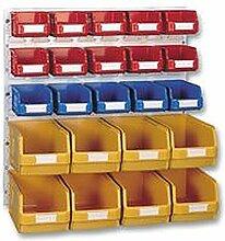 Aufbewahrungsbox, 610 X 610 mm (23-Windeleimer