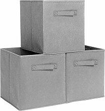 Aufbewahrungsbox Aufbewahrungsboxen 3er-Pack