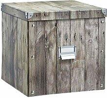 Aufbewahrungsbox Aufbewahrungskiste | Pappe |