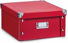 Aufbewahrungsbox aus Karton Zeller Present Farbe: