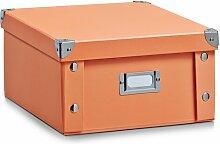 Aufbewahrungsbox aus Karton Zeller Present