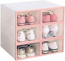 Aufbewahrungsbox Feuchtigkeitsfeste Flip-Schuhbox