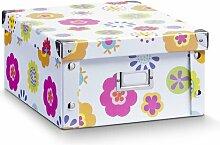 Aufbewahrungsbox Kids aus Karton Zeller Present