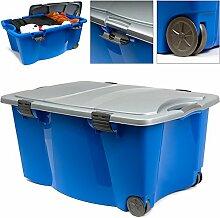 Aufbewahrungsbox mit Rollen 170L Universalbox