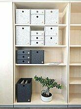Aufbewahrungsbox OFFICE Filz - ohne Deckel -
