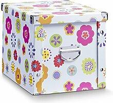 Aufbewahrungsbox Pappe XL Kids 17854