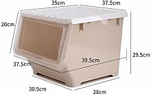 Aufbewahrungsbox PP Material große Kapazität