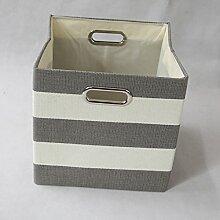 Aufbewahrungsbox Schublade Schubladen Würfel mit