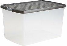 Aufbewahrungsbox-Set aus Kunststoff ClearAmbient