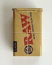 Aufbewahrungsdose / Tabakdose RAW (60x28x94mm)