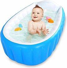 Aufblasbare Baby-Badewanne, tragbar, für Kinder,