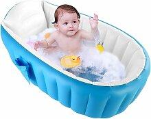 Aufblasbare Babybadewanne - Duschbecken -