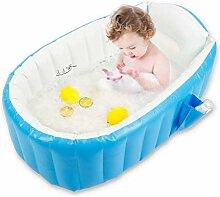 Aufblasbare Babybadewanne Tragbare Babybadewanne