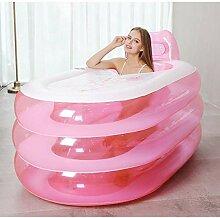 Aufblasbare Badewanne Badefass Haushaltsdicke